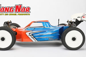 Coming Soon: Hong Nor XS3 Evo e 1/8 Electric Buggy – RCMX